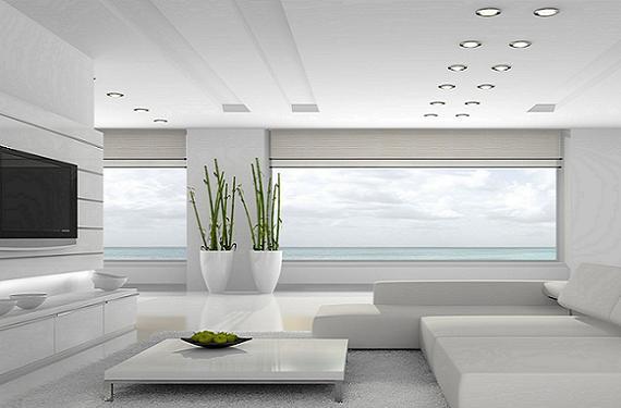 La iluminaci n en el dise o de interiores blog mobel 6000 - Iluminacion para el hogar ...