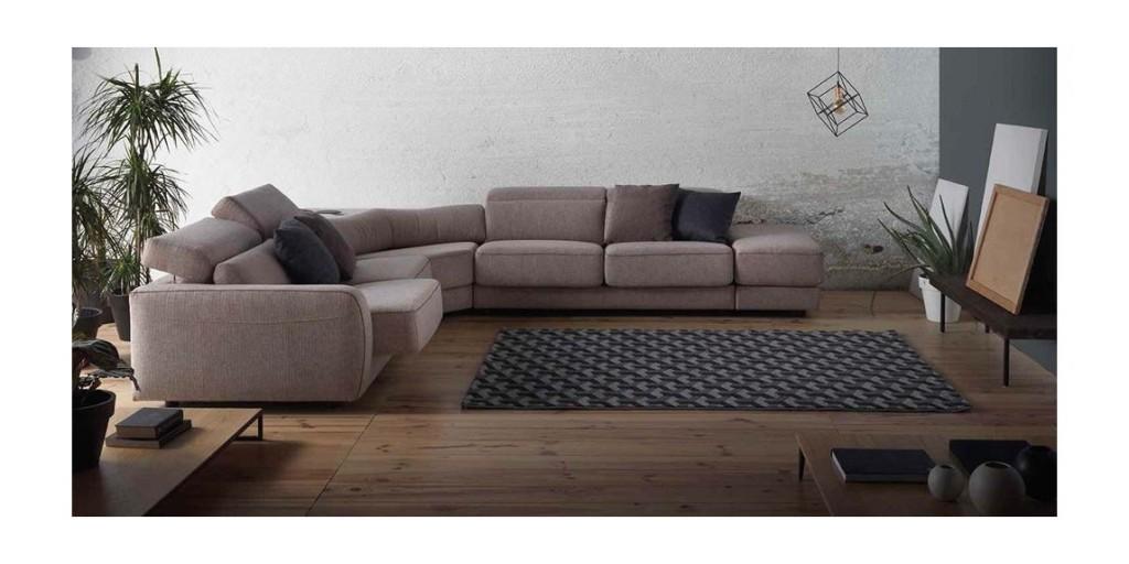 Rebajas sofas rinconera Mobel 6000