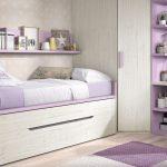 Camas nido, la mejor opción para un dormitorio infantil o juvenil
