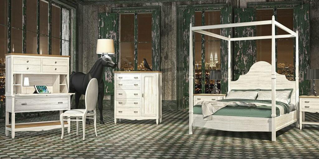 Apuesta por lo nuevo y lo clásico en tu decoración con el estilo NewClassic