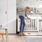 Tips para distribuir la habitación del bebé