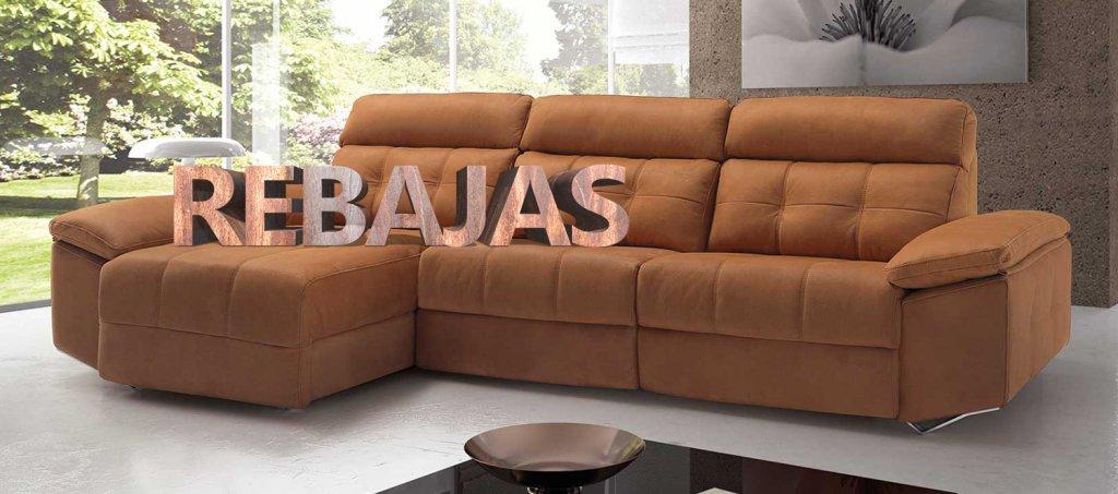 20% de descuento en sofás y sillones en las rebajas de Mobel 6000 del 7 de enero al 29 de febrero