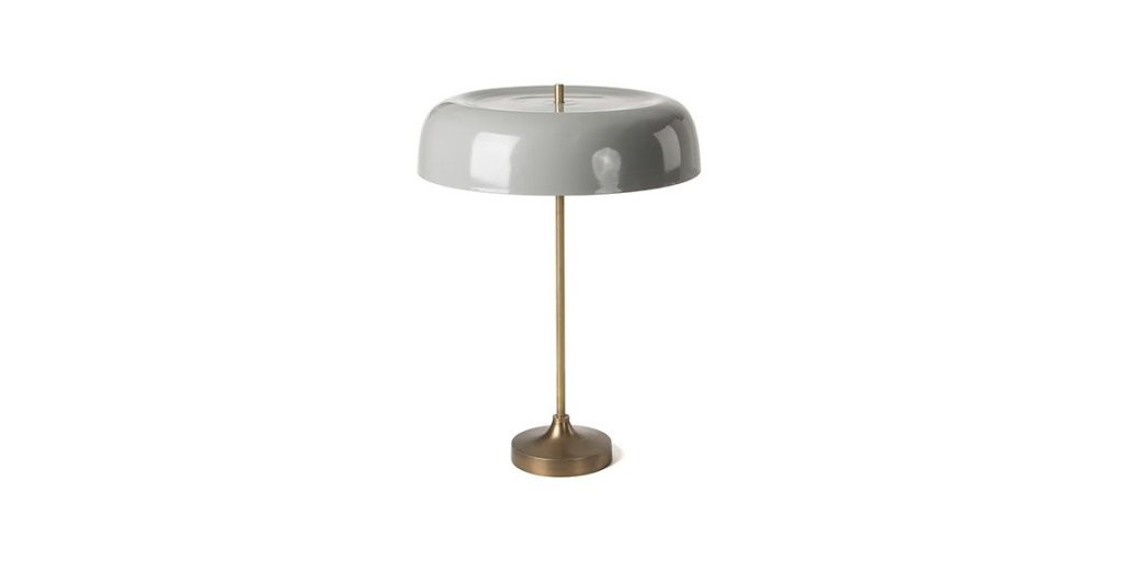 Lámpara de sobremesa de estilo clásico Bera